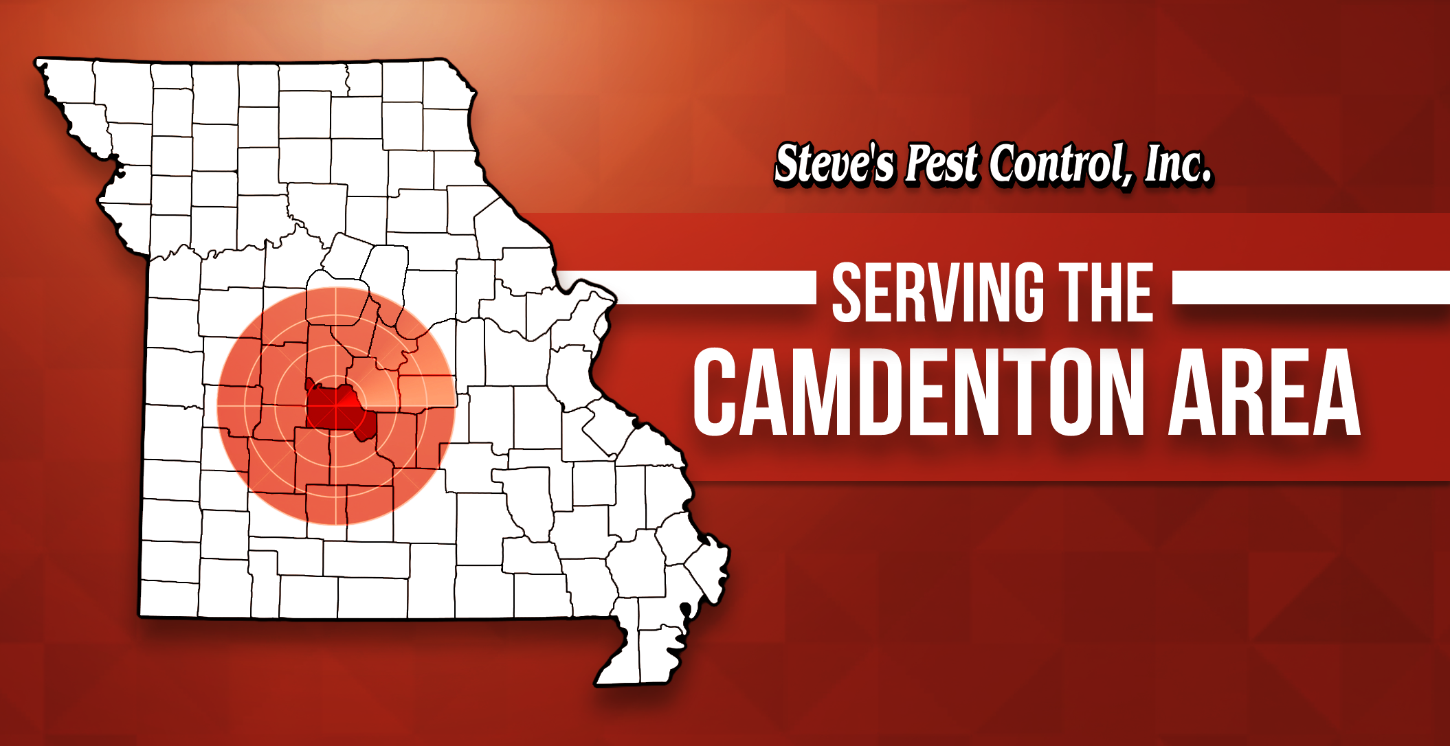 Leading Pest Control Services In Camdenton Mo Steve S Pest Control